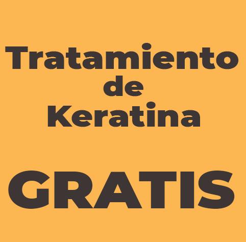 Tratamiento Keratina Gratis